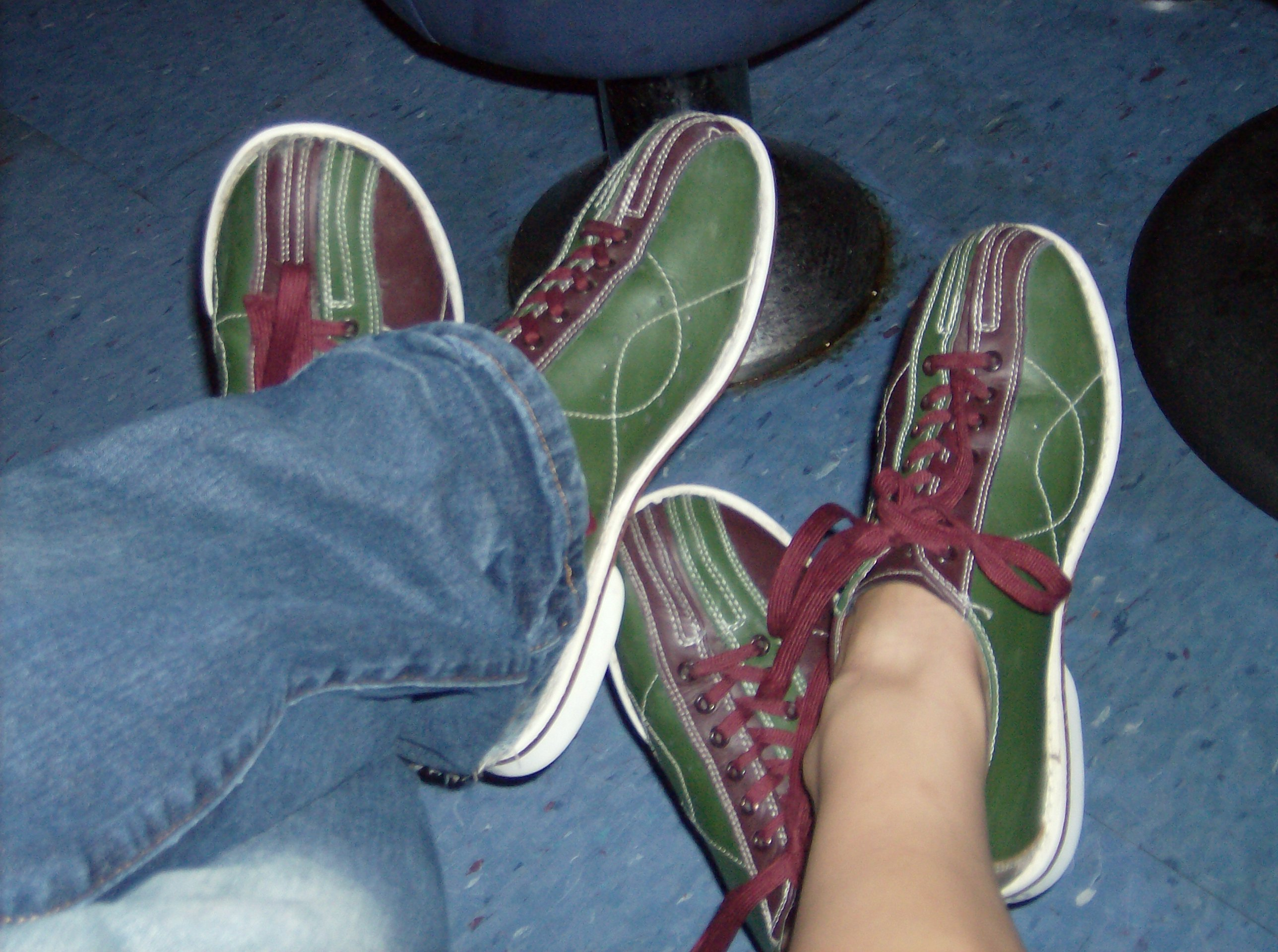 "The Dude Says, ""Try Walking a Mile in Another Man's Bowling Shoes ..."