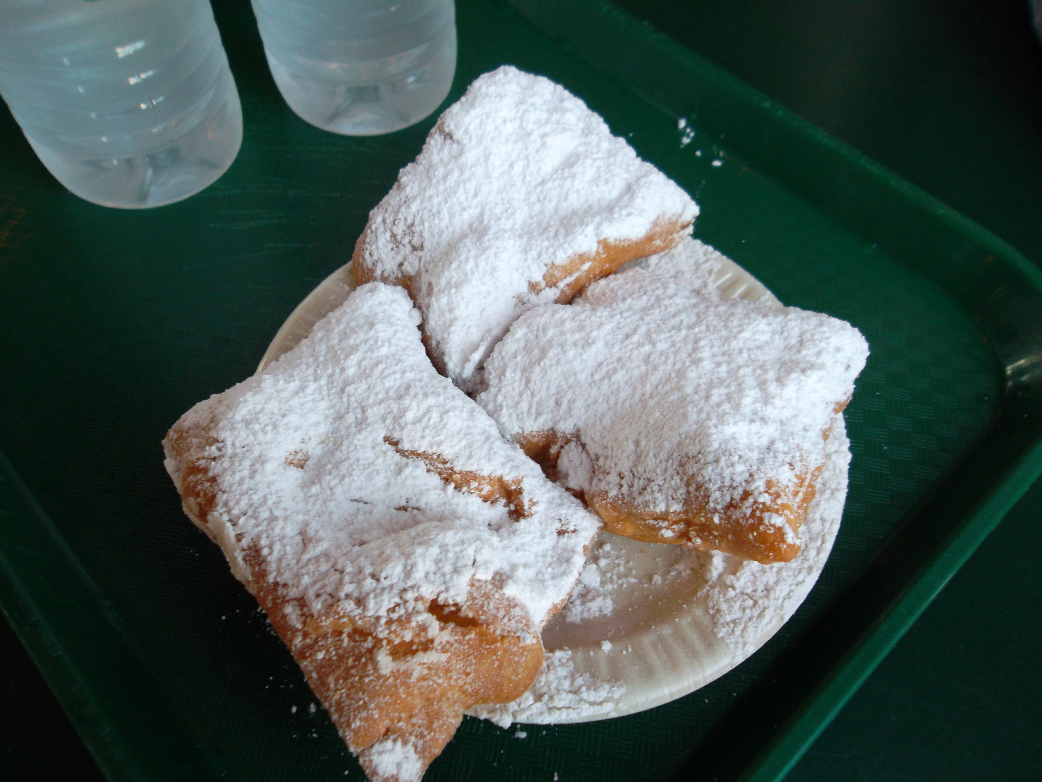 Beignets Vs Funnel Cake